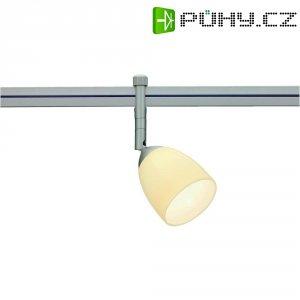 Lištové svítidlo SLV Yanti, 12 V, 50 W, G6.35, stříbrná/šedá