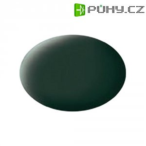 Airbrush barva Revell Aqua Color, 18 ml, žlutá/olivová matná