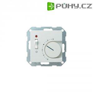 Pokojový termostat, bílý