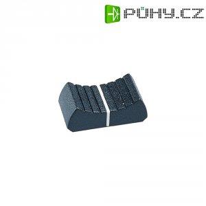 Posuvný knoflík PB Fastener 24 ,8 x 12,6 x 9 mm červený