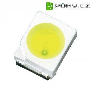 SMD LED PLCC2 Lumimicro, LMTP2P32A1AWZ03 Si, 20 mA, 2,9 V, 120 °, 2500 mcd, jantarově bílá