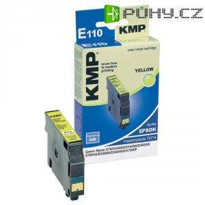 Toner KMP E110 1607,0009, pro tiskárny Epson, žlutá