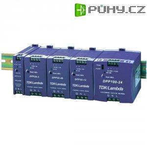 Zdroj na DIN lištu TDK-Lambda DPP240-48, 48 V/DC, 5 A