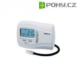 Pokojový termostat se senzorem Eberle Instat Plus 3F, 10 až 40 °C, bílá