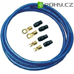 Sada kabelu a zástrček pro autobaterii Sinus Live BK-25M, 25 mm², 2 m