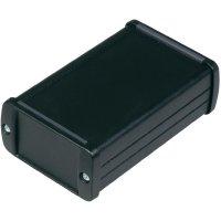 Univerzální pouzdro hliníkové TEKO TEKAM 12.9, (d x š x v) 101,34 x 62,9 x 34,54 mm, černá