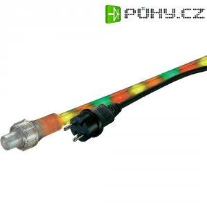 LED světelná hadice Basetech BR-LEDR20mm, 20 m, barevná