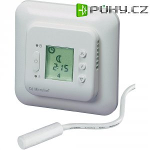 Programovatelný termostat s LCD Arnold Rak OCC2, 5 až 40 °C, bílá