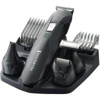 Zastřihovač vlasů a vousů Remington PG6030 Edge, omyvatelný, sada, černá