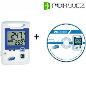 Teplotní datalogger Dostmann electronic LOG100 CRYO, -30 až +70 °C