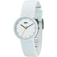 Ručičkové náramkové hodinky Braun Classic Watches, 66547, dámské, bílá