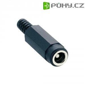 Napájecí konektor Lumberg NEK/J 210, zásuvka rovná, 5,7/5,7 mm