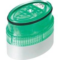 LED signalizační sloupec Idec LD6A (LD9Z-6ALW-G), IP65, Ø 40 x 60 mm, zelená