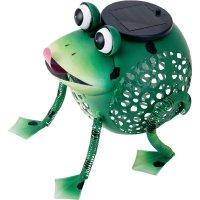 Solární LED světlo Heitronic Frogl, 35966, žába