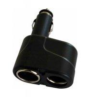 FONTASTIC TWIN - rozdvojka do zásuvky zapalovače automobilu bez blistru