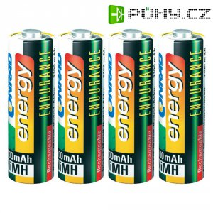Akumulátor Conrad energy Endurance, NiMH, AA, 2400 mAh , 4 ks