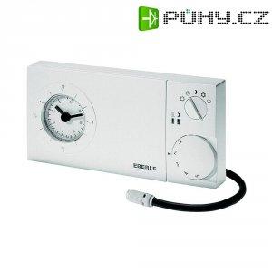 Pokojový termostat pro podlahové vytápění Eberle Easy 3FT, 517270551103, 10 až 50 °C, IP30, bílá