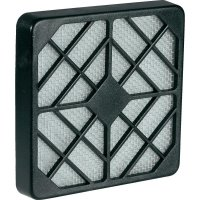 Ochranná mřížka ventilátoru proti prachu SEPA LFG80-45, 86 x 80 x 12.2 mm