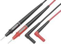 Sada měřicích kabelů banánek 4 mm ⇔ měřící hrot Fluke TL175E, 1,2 m, černá/červená