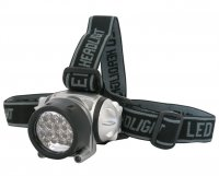 Svítilna čelová LED 20x /3xAAA