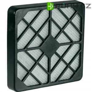 Ochranná mřížka ventilátoru proti prachu SEPA LFG60-45, 64 x 64 x 12.2 mm
