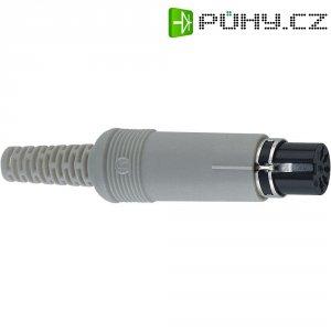 DIN spojka, Hirschmann MAK 80 S, 8 pin