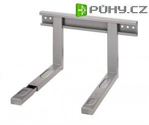Držák pro mikrovlnnou troubu XAVAX stříbrný