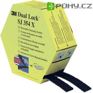 Samolepicí páska na speciální suchý zip 3M SJ354X (DT-2113-4517-8), 7,5 m x 25 mm, 1 pár
