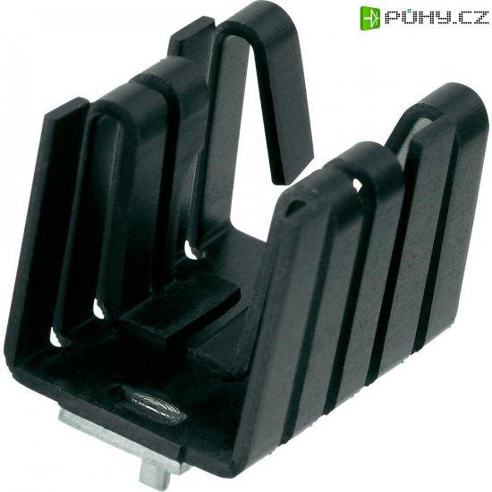 Chladič Aavid Thermalloy 576802B03100 pro TO 220, 27,3 kW, 14,48 x 12,7 x 19,05 mm - Kliknutím na obrázek zavřete