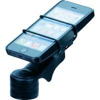 Držák Herbert Richter pro jízdní kola, iPhone5 pouzdro+BM9