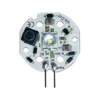 LED žárovka, 61001315, G4, 1,5 W, 30 V, studená bílá