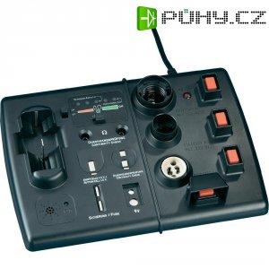 Zkoušečka baterií a žárovek PL-580