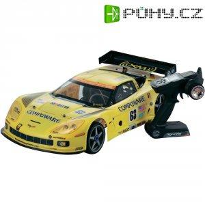 RC model Nitro silniční Kyosho Corvette GT2, 1:8, 4WD, RtR 2.4 GHz