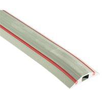 Kabelový můstek Vulcascot Snap Fit DAN VUS-019, 3000 x 68 x 15 mm, DAN 1, pro kabel o Ø 14 mm, šedá