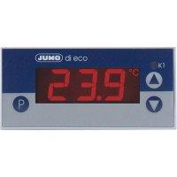 Digitální měřič teploty řízený mikroprocesorem Jumo di eco 701540/811-31, 12 V/DC, 24 V/DC, -200 až +600 °C, IP65