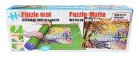 Podložka na puzzle + 1000 kusů puzzle Loďka