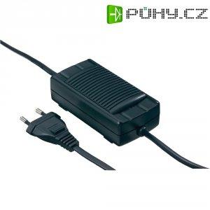 Kabelový stmívač posuvný, 240 V/AC, 35 - 60 W, černá