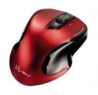 Myš HAMA MIRANO bezdrátová červená