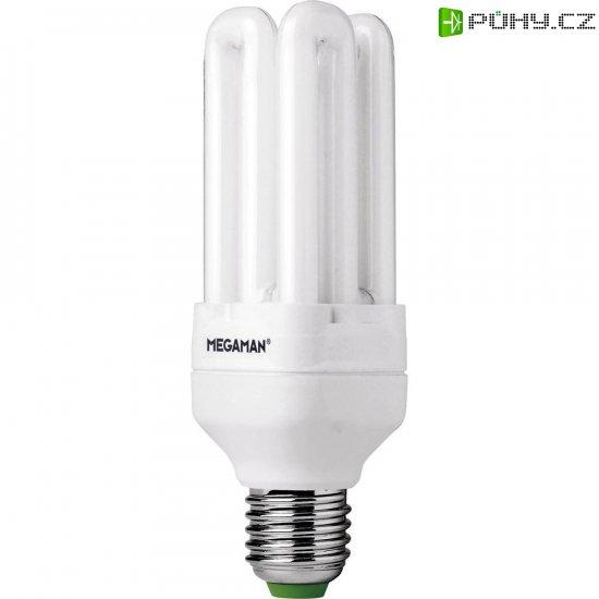 Úsporná žárovka trubková Megaman Liliput E27, 20 W, teplá bílá - Kliknutím na obrázek zavřete