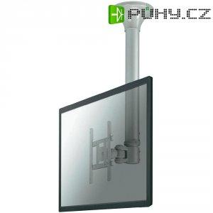 """Stropní držák na TV, 25,4 - 101,6 cm (10\"""" - 40\"""") NewStar FPMA-C200, stříbrný"""