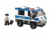 Stavebnice SLUBAN POLICE VĚZEŇSKÝ VŮZ M38-B0273