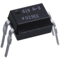 Optočlen Isocom Components SFH615A-3X, DIL 4