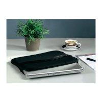 """Ochranné pouzdro pro notebook Hama Sleeve \""""Comfort\"""", 44 cm (17,3\""""), černé"""