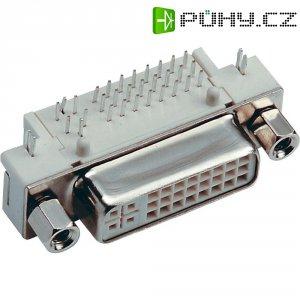 DVI konektor BKL Electronic 909002, 24+5, pozlacený