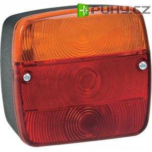 Zadní světlo SecoRüt, 90240, 3komorové, červená/oranžová