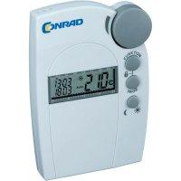Bezdrátový termostat FHT80B-3 pro termostatické hlavice, 92481, systém FS20, 100 m