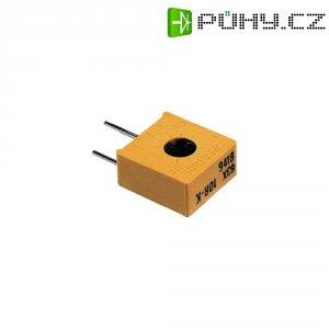 Precizní trimr lineární 0.5 W 500 kOhm 270 ° 300 ° Vishay 63X500K 1 ks