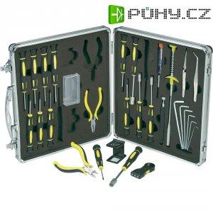 Sada nářadí pro jemnou mechaniku a elektroniku Basetech 814892, 30dílná