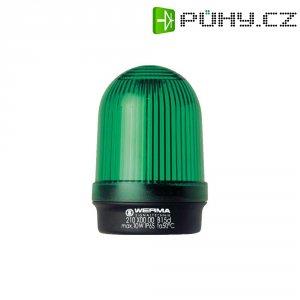 Trvalé světlo Werma Signaltechnik 210.200.00, 12 - 240 V / AC/DC, IP65, zelená