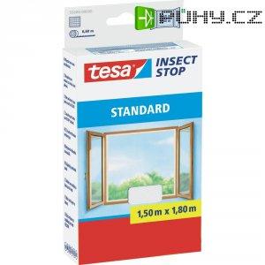 Síť proti hmyzu do okna Tesa Standard, 55680-00, 1,5 x 1,8 m, bílá